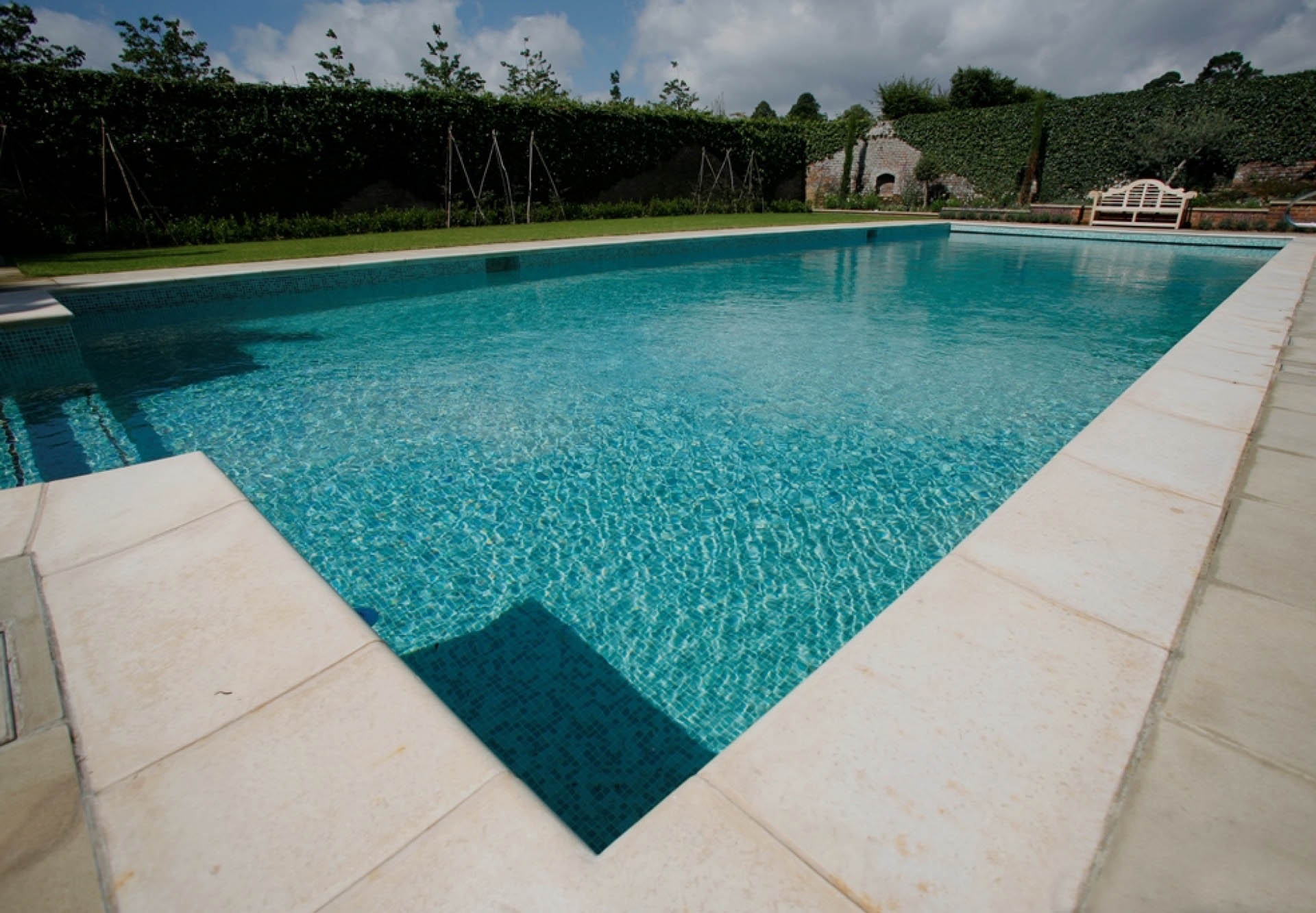 Swimming pool installation and maintenance engineers